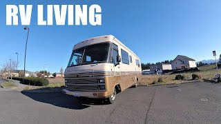 Trying A New Spot || Full Time RV Living thumbnail