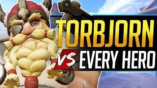 Overwatch Torbjorn vs Every Hero - All Counters, Strengths, & Weaknesses