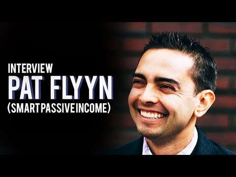 Interview With Pat Flynn From Smart Passive Income