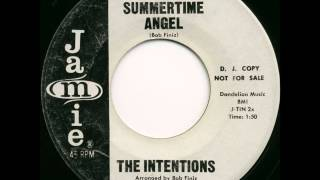 INTENTIONS - SUMMERTIME ANGEL / MR. MISERY - JAMIE 1253 - 1963