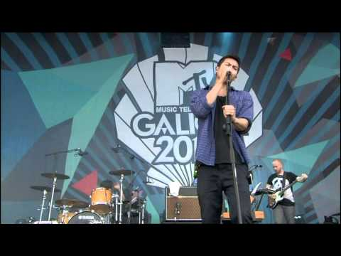 The Temper Trap  Sweet Disposition MTV Galicia 2010