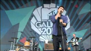 The Temper Trap - Sweet Disposition (MTV Galicia 2010)