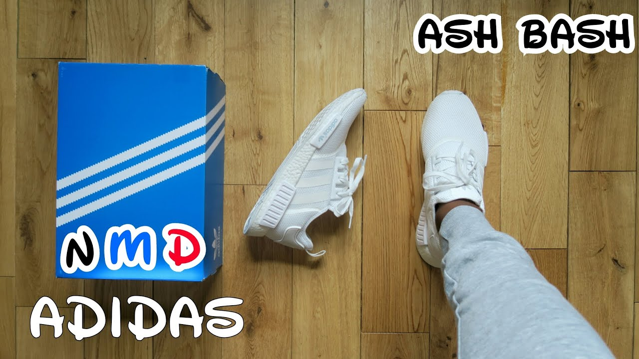 Adidas Nmd R1 Triple White Review