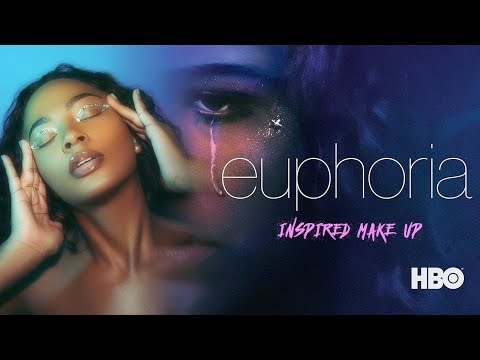 EUPHORIA MADDY MAKEUP TUTORIAL | CRYSTAL EYES thumbnail