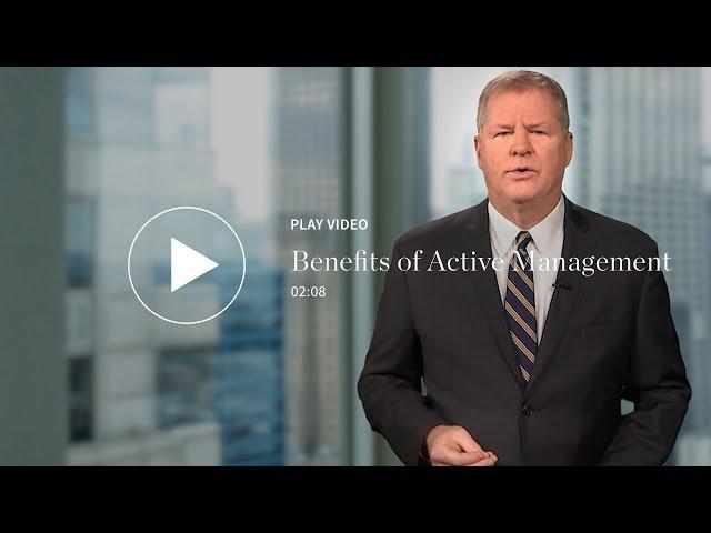 Benefits of Active Management