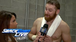 Is Sami Zayn ready for Money in the Bank?: SmackDown LIVE Fallout, June 13, 2017