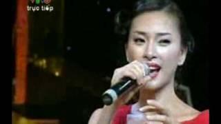 Ngô Thanh Vân với bản Tango trong Bước nhảy hoàn vũ hôm 13.6.2010