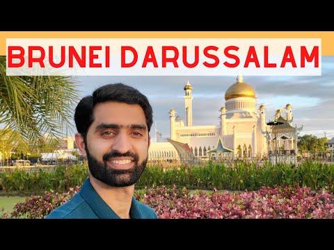 Brunei Darussalam | Trip to Brunei Country | Safarnamay | Desi Traveller |