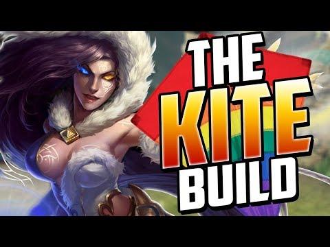 Smite: Hel Annoying Kite Build - I'M RUNNING CIRCLES AROUND THEM!