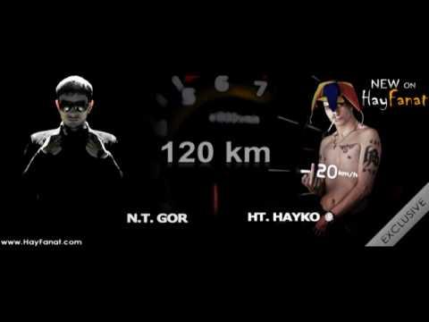 [AUDIO] N.T. Gor Feat. HT. Hayko - 120 Km [New]