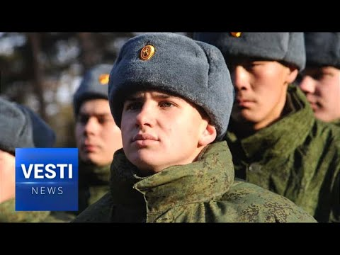 Russia Welcomes Her New Soldiers: Century-Old Tradition of Military Enlistment Still Strong Today