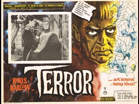 The Terror 1963 Full Movie | Boris Karloff, Jack Nicholson, Sandra Knight, Dick Miller