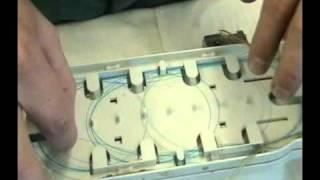 Монтаж ВОК (часть 2).avi(Это видео является учебным фильмом по монтажу ВОК (волоконно-оптический кабель). Фильм снят компанией Транс..., 2011-03-08T09:28:47.000Z)