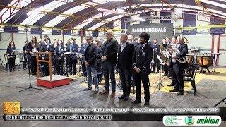 """La Banda di Chambave al Festival """"Michele Romana"""""""