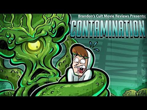 Brandon's Cult Movie Reviews: Contamination