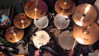 Balada (Ao Vivo) Gusttavo Lima Drum Cover