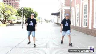 Shaky (remix coreo ) jorge y nacho