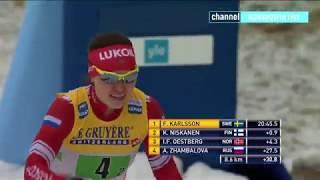 Лыжные гонки Кубок мира Лахти ЖЕНЩИНЫ 4Х5 КМ ЭСТАФЕТА 2019 2020