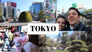 Travelling to Japan Vlog   Tokyo Pt. 1