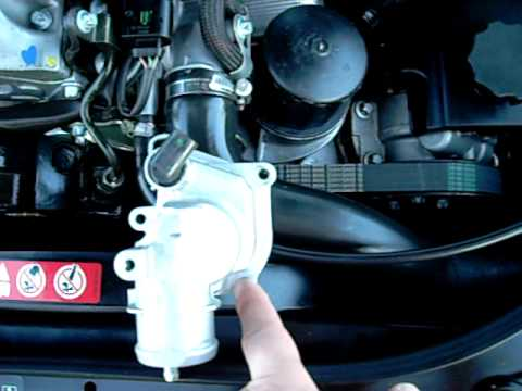 D Howto Cabriolet Convertible Top Hydraulic System Clkdiagram besides A Ee B A Fa D B Fba likewise Hqdefault further Pic furthermore Remove Panel Under Washer Fluid Nozzle. on 2005 mercedes e320 water pump