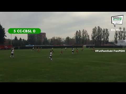 Fútbol Femenino Sub 17 Colo Colo Cobresal Youtube