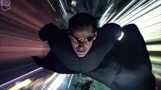 Neo saves Trinity | The Matrix Reloaded [IMAX]
