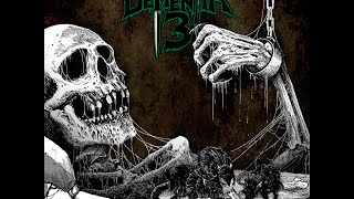 Dementia 13 - Room 36 (lyric video) NEW SONG (Ways of Enclosure CD 2015)