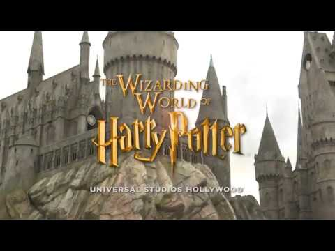 Secrets of The Wizarding World of Harry Potter at Universal Studios Hollywood