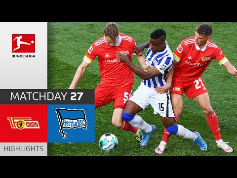 Union Berlin Hertha Berlin Goals And Highlights