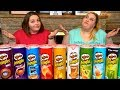 Guess The Pringles Challenge