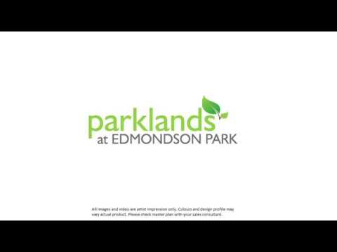 Parklands Edmondson Park External Video 2