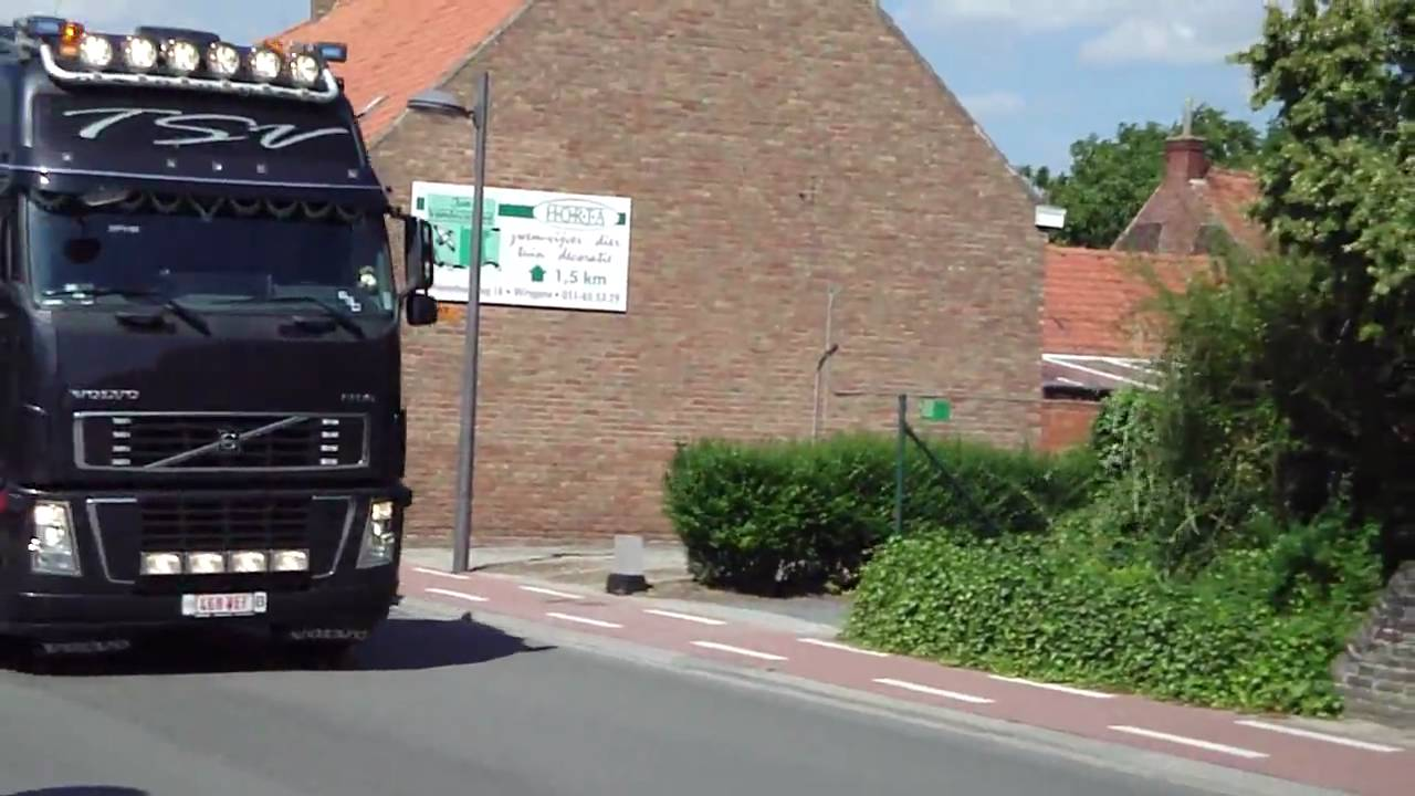 Transport TSV belgium
