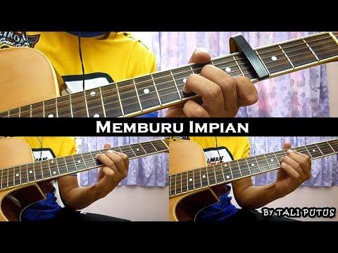 Gila-Gila Remaja - Memburu Impian (Instrumental/Full Acoustic/Guitar Cover)