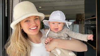 DAY IN THE LIFE AS A MOM (VLOG 65) | Romee Strijd