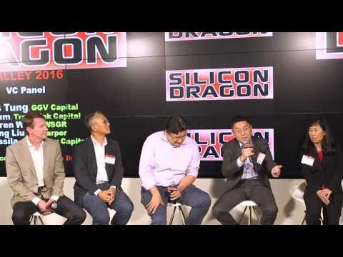 Silicon Dragon Valley 2016: VC/Dealmaker Panel