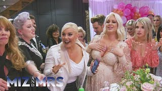 The Miz and Maryse enlist the help of their friends and family to c...