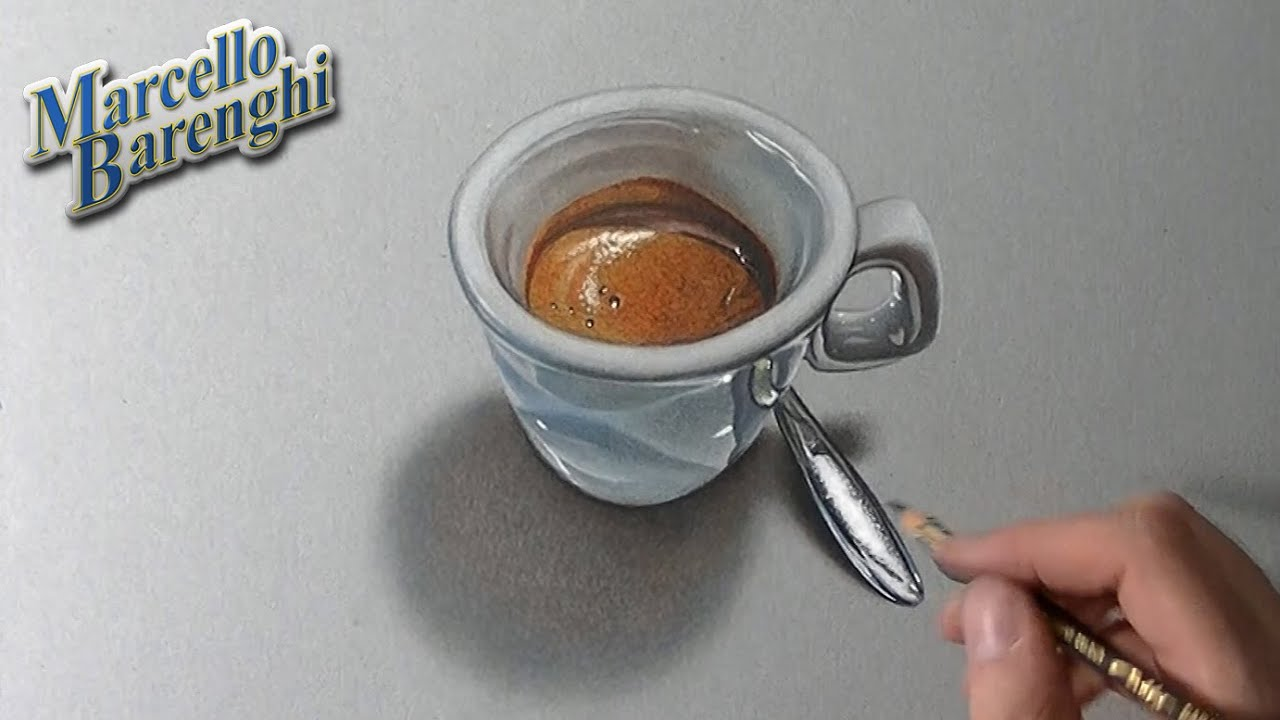 кофе уроки по рисунки