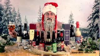 Weihnachtswerbespot von Bier-Deluxe
