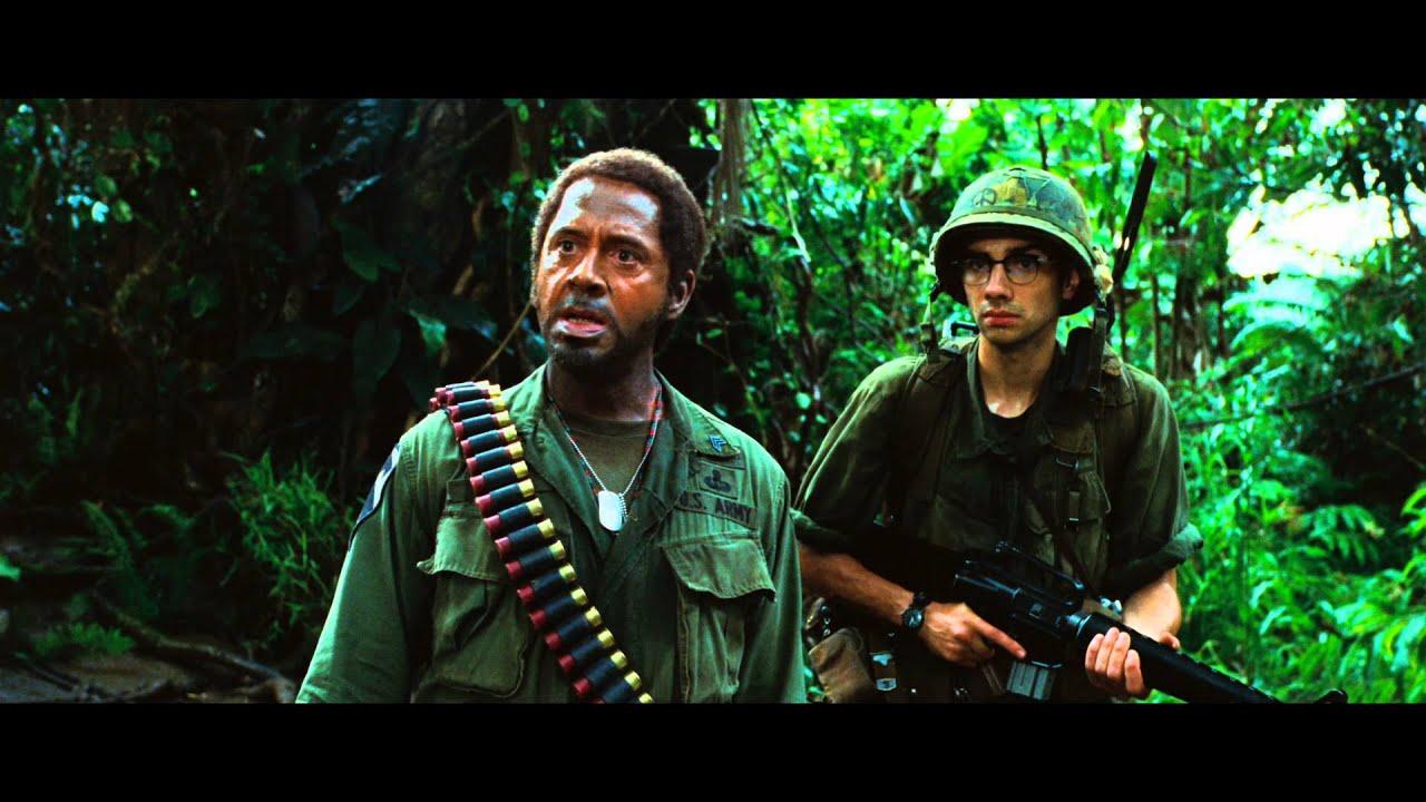 Tropic Thunder - Director's Cut - Trailer - YouTube