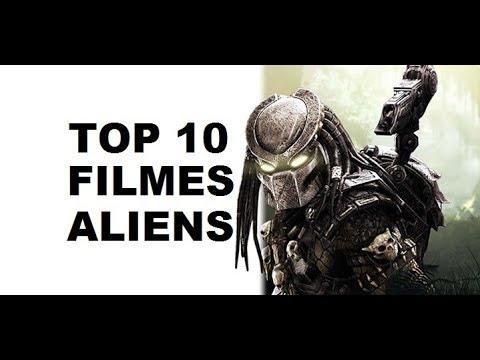 10 Melhores Filmes de OVNIs UFOs ET Disco Voador e Abdução