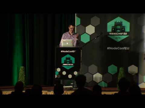 NodeConf EU | Zero Risk Microservices - Richard Rodger