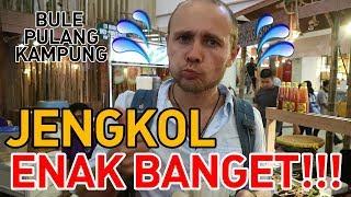 Gambar cover BULE TERNYATA SUKA MAKAN JENGKOL!!! ft. BULE PULANG KAMPUNG DI KAMPOENG LEGENDA