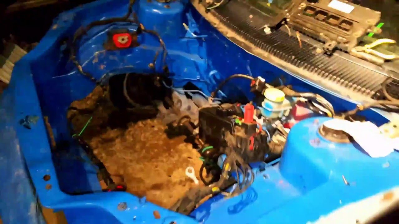 maxresdefault pt 5 how to srt4 swap a neon(harness install) youtube srt4 engine bay wiring harness removal at creativeand.co