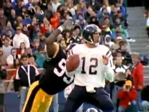 Top Ten Linebacking Corps  #7 Pittsburgh Steelers of the Mid 1990s