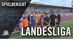 TSV Eintracht Karlsfeld - TuS 1860 Pfarrkirchen (3. Spieltag, Landesliga Südost)
