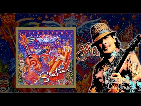 Carlos Santana is interviewed by Giselle Fernandez: Part 1 - Growing up poor in Mexico