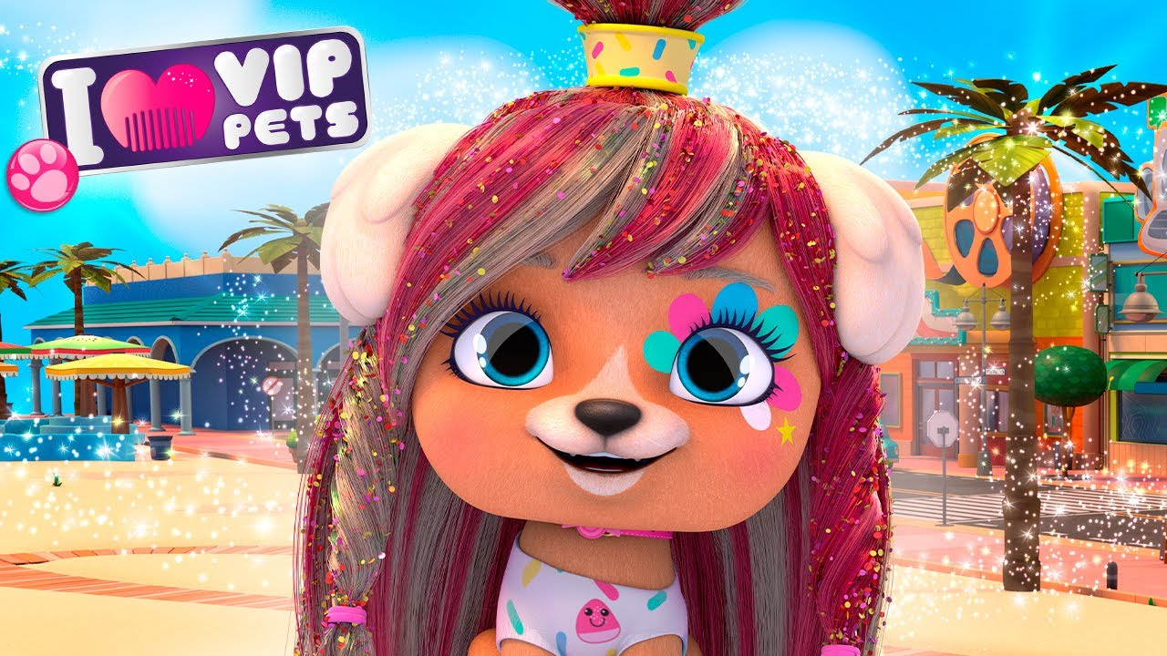 🌈✨ The VIP Pets are BACK! 🌈✨ PREMIERE 🤩 NEW Season 💖 VIP PETS 🌈 CARTOONS for KIDS in ENGLISH