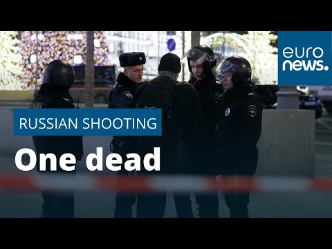 One dead after shooting near Russian security services' HQ in Moscow
