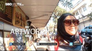 Jalan - Jalan Sore di Braga Bandung
