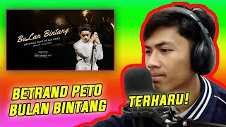 Download lagu BETRAND PETO PUTRA ONSU | BULAN BINTANG (Official Music Video) - Reaction Jujur!